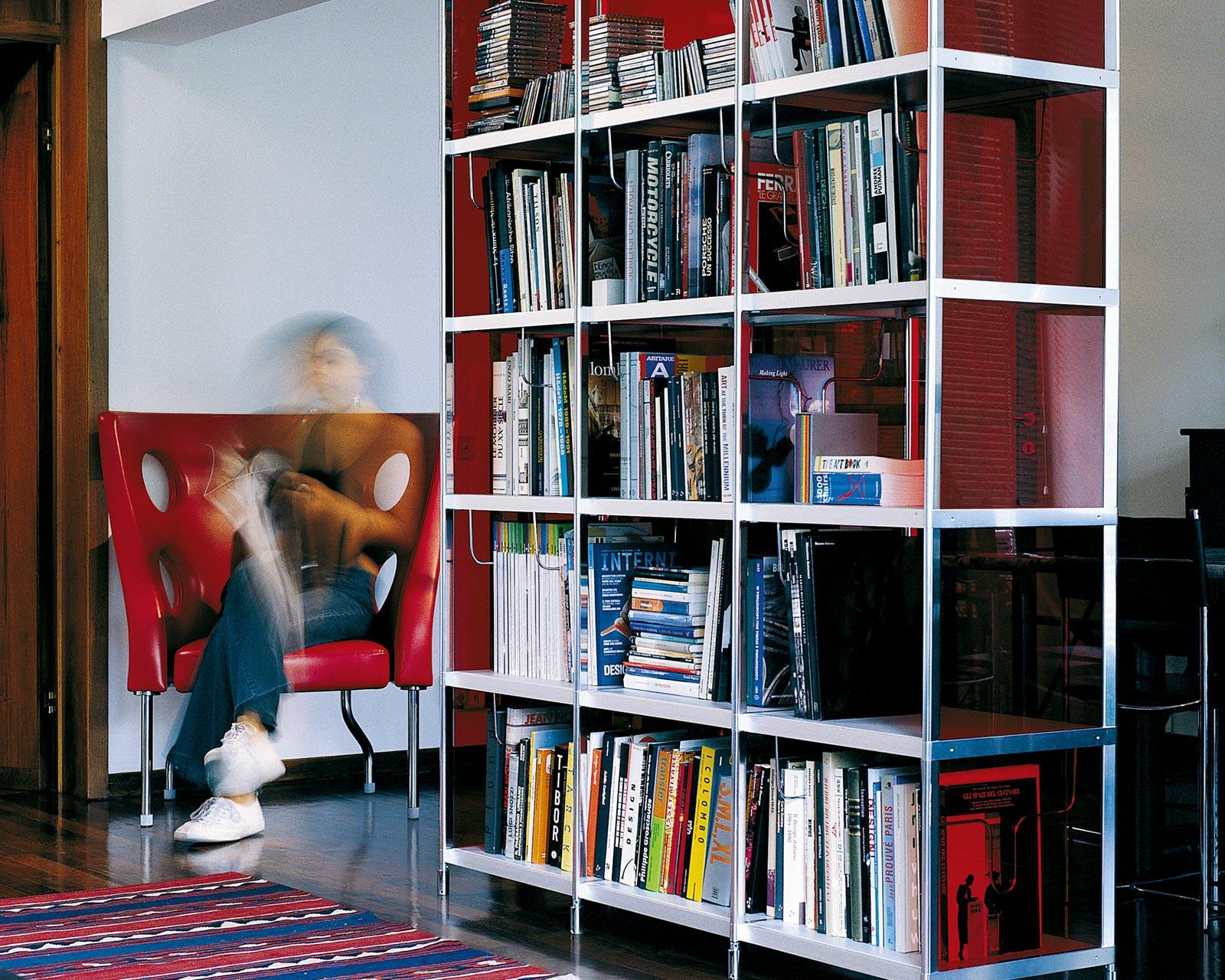 Pareti attrezzati e librerie - Spazio Ambiente SA - Locarno